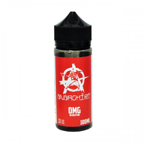 Anarchist - 100ml Shortfill - Red
